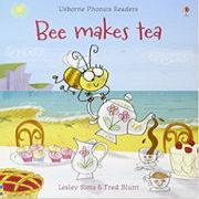 フォニックス絵本「Bee Makes Tea」