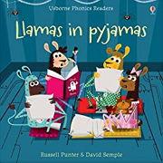 フォニックス英語絵本「Llamas in Pyjamas」