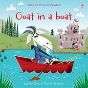 フォニックス絵本「Goat In A Boat」
