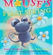 英語絵本「Mouse's First Spring」