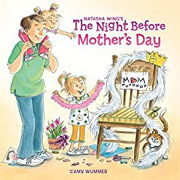 英語絵本「The Night Before Mother's Day」