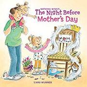 英語絵本「The Night Before Mother's Day」