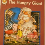 英語絵本「The hungry giant 」