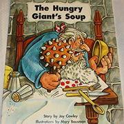 英語絵本「The Hungry Giant's Soup」