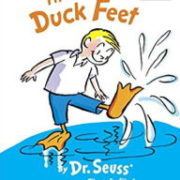 英語絵本 Dr Seussの「I Wish That I Had Duck Feet」