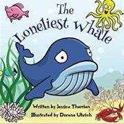 英語絵本「The Loneliest Whale」
