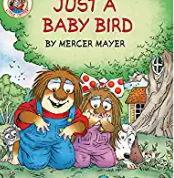 英語絵本「Just a Baby Bird」