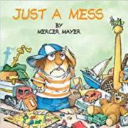 英語絵本「Just a Mess」