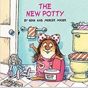 小学生におすすめな英語絵本「The New Potty」