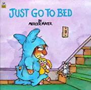 小学生におすすめな英語絵本「JUST GO TO BED」