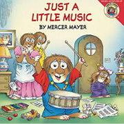 小学生におすすめ英語絵本「Just a Little Music」