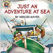 小学生におすすめな英語絵本「Just an Adventure at Sea」