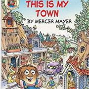 小学生におすすめな英語絵本「This Is My Town」