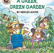 小学生におすすめな英語絵本「A GREEN GREEN GARDEN」