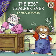英語絵本「The Best Teacher Ever」