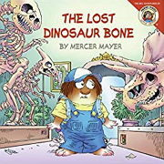 英語絵本「The Lost Dinosaur Bone」