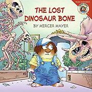 英語絵本「The Lost Dinosaur Bone」