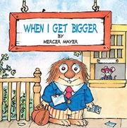 小学生におすすめな英語絵本「When I Get Bigger」