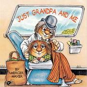 小学生におすすめな英語絵本「Just Grandpa and Me」