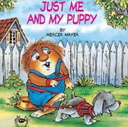 小学生におすすめな英語絵本「Just Me and My Puppy」