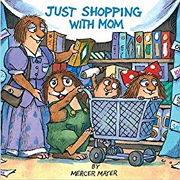 小学生におすすめな英語絵本「Just Shopping with Mom」