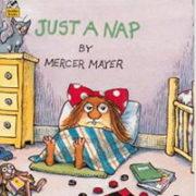 小学生におすすめな英語絵本「JUST A NAP」