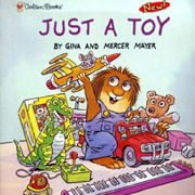 英語絵本「Just a Toy」