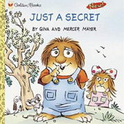 英語絵本「JUST A SECRET」