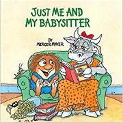 小学生向け英語絵本「Just Me and My Babysitter」