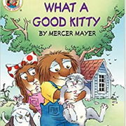 小学生向けの英語絵本「What a Good Kitty」
