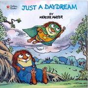 英語絵本「Just A Daydream」