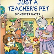 小学生向けの英語絵本「Just a Teacher's Pet」