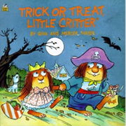 英語絵本「Trick or Treat Little Critter」ハロウィーン