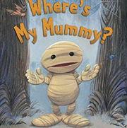 ハロウィーンの英語絵本「Where's My Mummy」