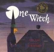 ハロウィーンの英語絵本「ONE WITCH」