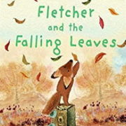 英語絵本「The Fox and the Falling Leaves」