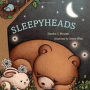 英語絵本「Sleepyheads」