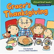 英語絵本「Grace's Thanksgiving」