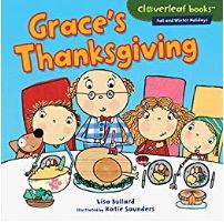 英語絵本「Grace's Thanksgiving」