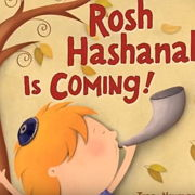 英語絵本「Rosh Hashanah Is Coming」