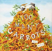 英語絵本「TOO MANY CARROTS」
