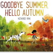 英語絵本「Goodbye Summer Hello Autumn」