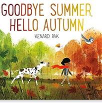 英語絵本「Goodbye Summer Hello Autumn」