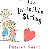 英語絵本「The Invisible String」