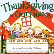 英語絵本「Thanksgiving at our House」