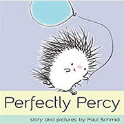 英語絵本「Perfectly Percy」