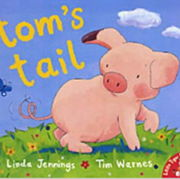 英語絵本「Tom's Tail」