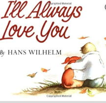 英語絵本「I'll always love you」
