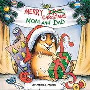 クリスマス向け英語絵本「Merry Christmas mom and dad」