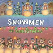 クリスマスの英語絵本「SNOWMEN AT CHRISTMAS」